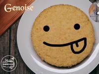 海綿蛋糕 Genoise(附簡易影音)