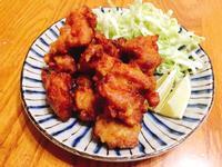 日式炸雞 (鶏の唐揚げ)