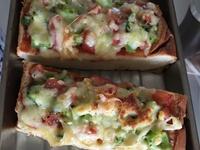 吐司披薩🍕