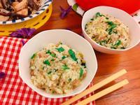 低脂絞肉版上海菜飯