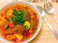 越式蕃茄燉牛肉~顛覆你的胃