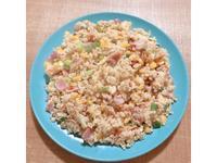 培根玉米蛋炒飯