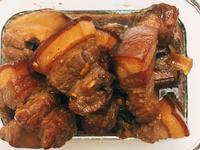お弁当-170605-紅燒豬五花