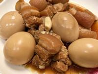 滷蛋五花肉 (電鍋版)