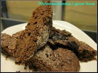 全麥巧克力咖啡麵包- 集所有最愛於一身