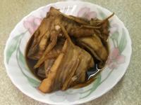 紅燒鯛魚片