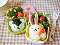 """【親子食堂】來~一起吃""""很慢""""ㄟ紅蘿蔔~♥"""