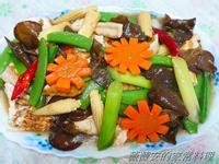 鮮蔬豆腐煲