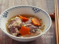 小廚娘❤壽喜燒牛肉包蛋#冷凍蛋料理