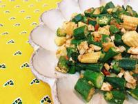 《金莎炒時蔬》~超簡單下飯好菜
