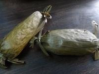 太魯閣族甜點 香蕉糯米飯