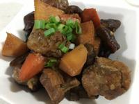 紅燒竹筍豬小排