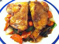 烏梅醬燒雞
