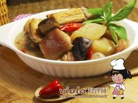 日式五花肉雜煮