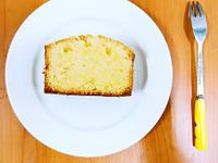 適合夏天的檸檬糖霜磅蛋糕(無泡打粉)