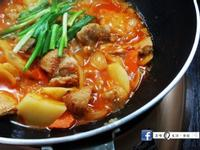 [清冰箱料理]非正統韓式辣炒雞