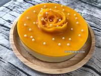 (免烤箱)芒果乳酪慕斯蛋糕