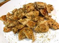 蒙特香檸雞(減脂)