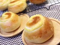 卡士達(克林姆)麵包+減糖卡士達醬