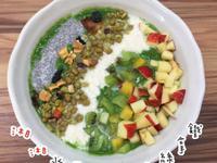 水果豆漿優格綠拿鐵/素食