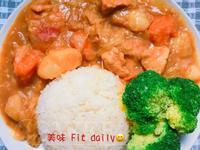 蔬菜多多無水咖哩