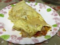 [低卡減重]蕃茄鮪魚蛋包飯