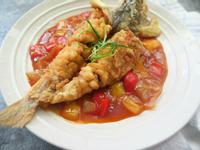 五味八珍的歲月-松鼠黃魚