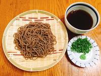 日式蕎麥涼麵 (ざるそば)