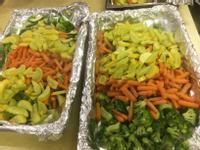 素菜-三色蔬菜