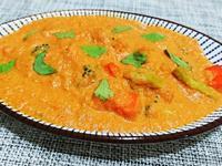 營養滿分的★印度蔬菜咖喱★