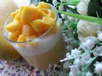 芒果煉乳優格冰淇淋