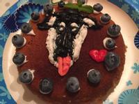 電鍋版蜂蜜蛋糕《彩繪生日蛋糕》