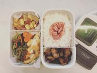 #1 愛妻便當 超簡單!家常菜+炫技火腿