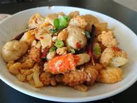 川味乾鍋白花椰菜