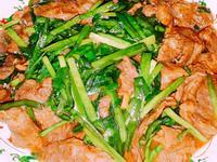 🌿🐮🐃韭菜炒牛肉