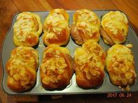 【麵包機】芋泥小吐司 (低溫發酵法)