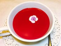 Beetroot soup 甜菜根湯