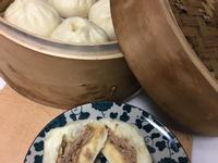 桂竹筍香菇肉包