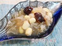 『紅棗銀耳蓮子湯』清心解熱 高營養價值