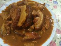芋头扣肉 Taro stew with pork belly