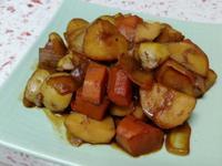 【燉洋蔥馬鈴薯】開胃又下飯的好滋味。