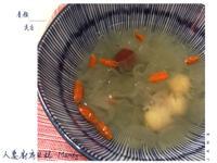 白木耳蓮子湯(養顏美容)