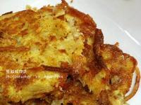 【簡單做菜】馬鈴薯煎餅。營養又美味