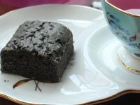 黑芝麻蛋糕