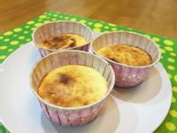 蔓越莓乳酪杯子蛋糕
