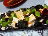 泰式皮秋豆腐(皮蛋豆腐)