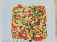 泰式打拋雞肉(低GI料理)