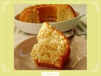 檸檬磅旦糕(純素)