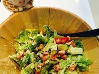 ✿櫻花妹的酪梨蔬食沙拉~✿