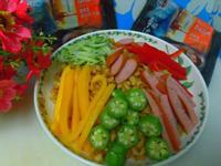 【五木BBQ醬燒乾拌麵】彩蔬醬燒乾拌麵~